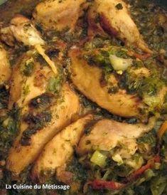 Poulet Boucané façon Antillaise | Cuisine et Métissage