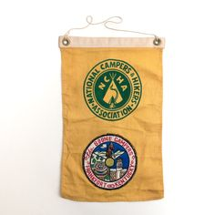National Campers & Hikers Association Flag by WildernessTradingCo