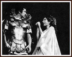 Maria Callas -1964 Norma with Franco Corelli, Paris