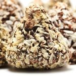 Low Carb Recipes - Chocolate-Coconut Haystacks. Only 1.4g NC!