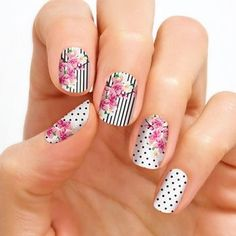 No drying time, smudges easy to apply! 100% Nail Polish!