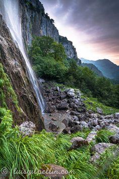 Cascada del Asón  #Cantabria #Spain