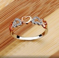 Would be a cute purity ring