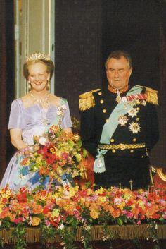 (1) queen margrethe ii | Tumblr