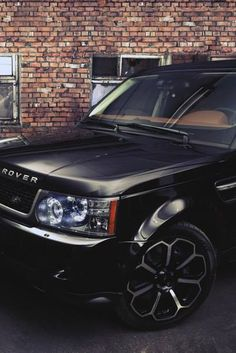 Land Rover...will have this someday!!