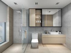 2 Luxury Homes with Beige Focused Interior Design