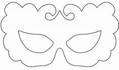 Tema Carnaval e moldes de máscaras   DesinArtes