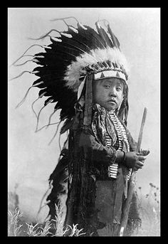 A Cheyenne Warrior of the Future