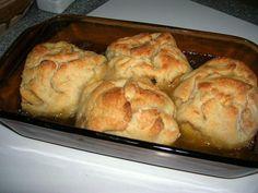 Fat Apple Dumplings