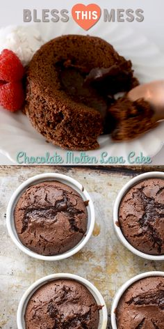 Easy Chocolate Lava Cakes Easy Chocolate Lava Cakes,Süßigkeiten Chocolate Molten Lava Cakes are one of my very favorite dessert recipes – and they only take a total of 20 minutes from start to eating! Oreo Dessert, Diy Dessert, Coconut Dessert, Quick Dessert Recipes, Dessert Dips, Brownie Desserts, Easy Desserts, Recipes Dinner, Dessert Recipe Video
