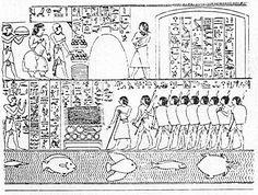 inscripción comercio con reino de PUNT