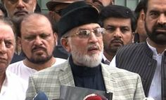 Islamabad: Qadri Denied Permission To Stage Rally In Blue Area