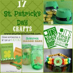 St. Patrick's Day Crafts for Adults | St. Patrick's Day Crafts!