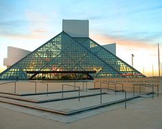 Rock and Roll Hall of Fame; Cleveland, OH