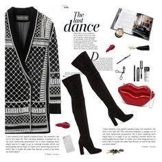 """""""Untitled #1587"""" by natza ❤ liked on Polyvore featuring Urban Decay, Anja, Gianvito Rossi, Again, Bobbi Brown Cosmetics, Assouline Publishing, Felony Case, Chanel, Uni-ball and women's clothing"""