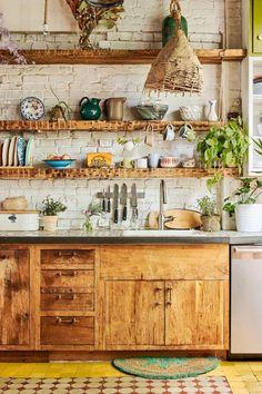 Kitchen Cabinet Design, Kitchen Shelves, Kitchen Backsplash, Backsplash Ideas, Kitchen Drawers, Splashback Ideas, Kitchen Cabinets In Bathroom, Kitchen Fixtures, Kitchen Storage