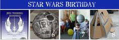 star wars party decorations - Google Search