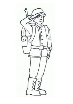 soldier.gif (530×648) | Coloring Pages | Toy story ...