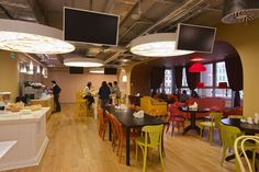 google moscow office pure. Google Office Moscow - 2010- Picture Gallery Pure T