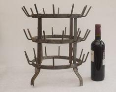 Authentique Hérisson Porte-bouteilles par LaMachineaBrocantes