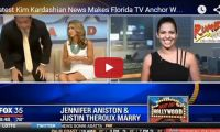 """Florida TV Anchor Man Walks Off Set – """"Sick and Tired"""" About Reporting Kim Kardashian News  """"I'm sick of this family. It's a non-story!"""" Fox 35 host John Brown was """"having a good Friday"""" up until the name Kim Kardashian and her family was mentioned..."""