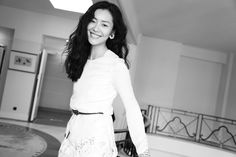 Liu Wen, modèle et égérie Estée Lauder