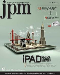 Journal of Property Management - July/August 2012 - Front Cover