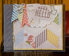 Stampin' Up! Card  by Kimberly Van Diepen at Stampin' By The Sea