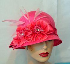 Vintage Cloche Hat