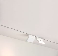 Online is a unique minimalist lighting system designed by Bart Lens for Eden Design. The simplicity of the light fixture's design makes that it can be Lighting System, Cool Lighting, Lighting Design, Lighting Ideas, Track Lighting Fixtures, Led Fixtures, Contemporary Cribs, Ceiling Lamp, Ceiling Lights