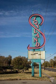 Joyland - Abandoned Amusement Park in My home town, Wichita KS. I grew up going here. Crazy!