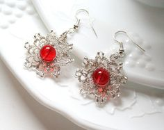 Popular items for tatting lace jewelry on Etsy