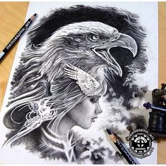 Awesome charcoal drawing by @memoespino_art @illustratedmonthly www.illustratedmonthly.com