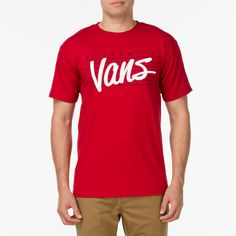 Product: Authentic Vans Tee
