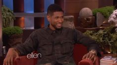 USHER ON JUSTIN BIEBER ON THE ELLEN SHOW: HES YOUNG | WRECKOGNYZE