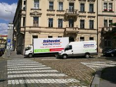 #stěhovací #auta firmy stěhování kvalitně s.r.o.