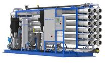 Reverse Osmosis Systems: Brackish Water BWRO & Seawater Desalination SWRO - Membrane Water Treatment Systems: Nanofiltration NF & Ultrafiltration UF Made in USA Reverse Osmosis Water, Reverse Osmosis System, Water Filtration System, Water Systems, Osmotic Pressure, Ro Membrane, Water Purification, Water Treatment, Technology
