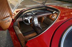Alfa Romeo Tipo 33/2 Stradale 1967 interior