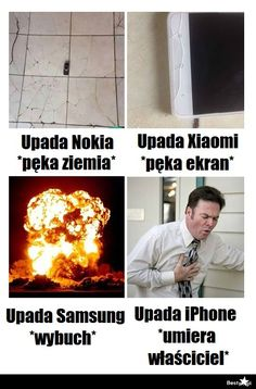 BESTY.pl Wtf Funny, Funny Cute, Hilarious, Polish Memes, Weekend Humor, Funny Mems, Some Quotes, I Cant Even, Samsung