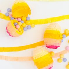 These aren't like regular DIY Easter eggs, they're cool DIY Easter eggs.