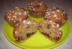 Banános-csokis muffin Verától
