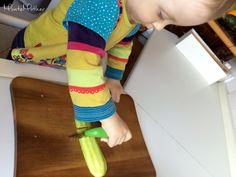 Nôž (nie je) pre deti