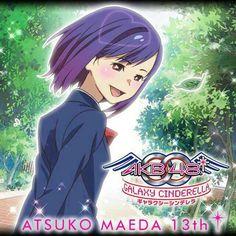 Atsuko Katagiri - AKB0048 Wiki