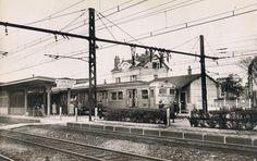 Gare de Maisons-Alfort / Alfortville - Service des archives municipales / Mairie d'Alfortville