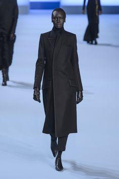 Haider Ackermann Fall 2017 Fashion Show, Paris Fashion Week, PFW, Runway, TheImpression.com - Fashion news, runway, street style, models