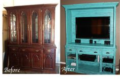 My favorite!!! The Big Plate of DIY: A new focal point-tv stand