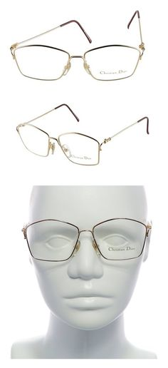 4e097da1d475 Amazon.com  Christian Dior Eyeglasses CD 2600 Col. 41 57-16-130 Made in  Germany  Clothing