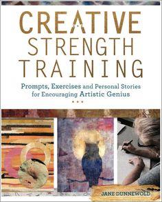 Win Jane Dunnewold's Creative Strength Training book