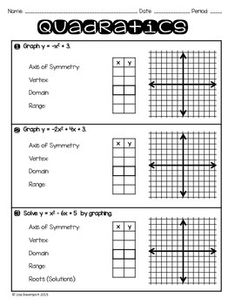 This 10 question packet provides students with practice graphing and  solving quadratics The following skillsGRAPHING A QUADRATIC FUNCTIONIncludes  standard Form vertex Form  . Al Lighting Al5250. Home Design Ideas