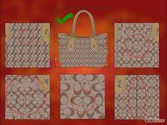 How to spot a fake Coach purse | eBay